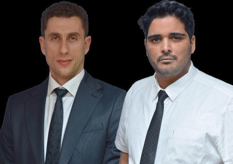 עורך דין שי טייב ועורך דין דניאל ינובסקי - עורכי דין לתעבורה