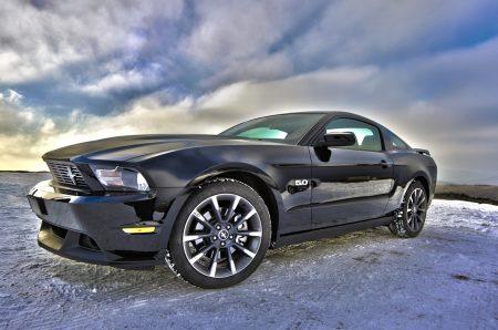 מכונית שחורה
